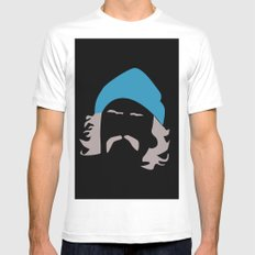 cheech marin SMALL White Mens Fitted Tee