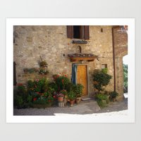 Toscana 612 Art Print