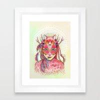 spectrum (alter ego 2.0) Framed Art Print