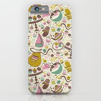 iPhone & iPod Case featuring Cupcakes  by Anna Deegan