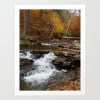 Small Fall Art Print