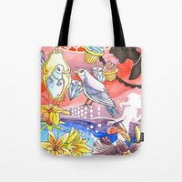 Vanity Dream Tote Bag