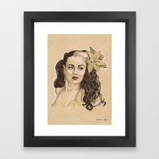 Missy Malone Framed Art Print
