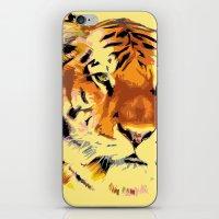 My Tiger iPhone & iPod Skin