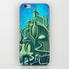 Mysterious Fathoms Below iPhone & iPod Skin