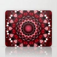 Mandala Love And Desire Laptop & iPad Skin