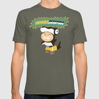 The Great Hammerheadman Mens Fitted Tee Lieutenant SMALL