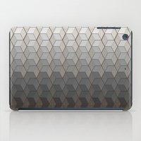 Pattern #6 Greyscale iPad Case