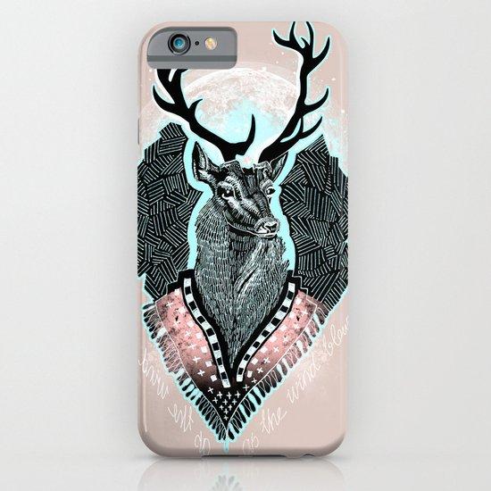 Wind:::Deer iPhone & iPod Case