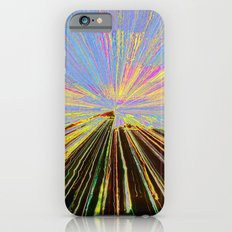 0255 bent iPhone 6 Slim Case