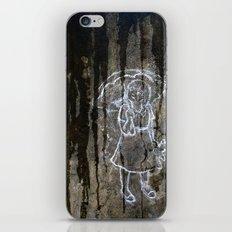 Wet and Dry Season iPhone & iPod Skin