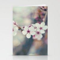 Cherry-tree Stationery Cards