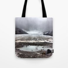 Glacial Pace Tote Bag