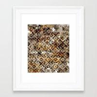 K&G 1 Framed Art Print