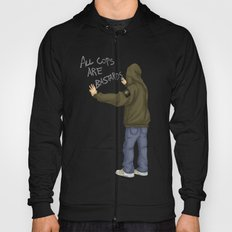 All Cops Are Bastard !!! Hoody