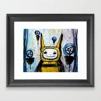 My Friend.  Framed Art Print