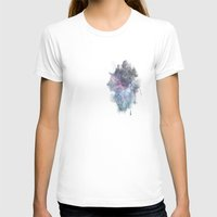 Cardiocentric Womens Fitted Tee White SMALL