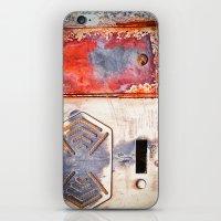 Rotten Intercom iPhone & iPod Skin
