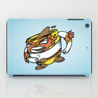 The Flying Luchador Mug … iPad Case