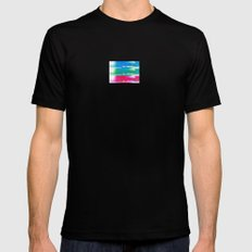 Big Buzz Mens Fitted Tee Black SMALL