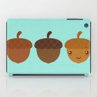 You're An Acorn! iPad Case