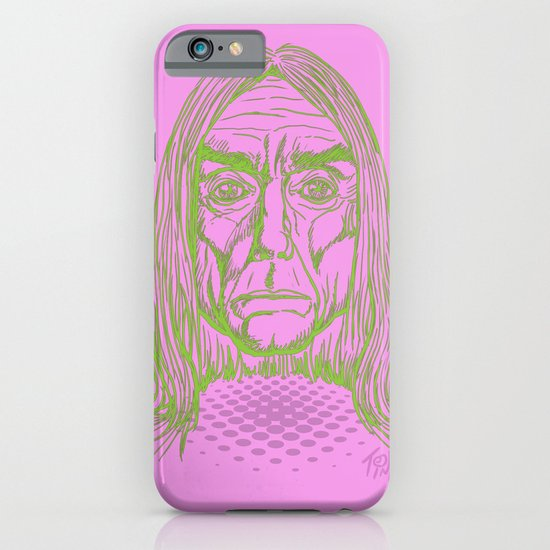 """Ready to Die"" by Tim Lukowiak iPhone & iPod Case"