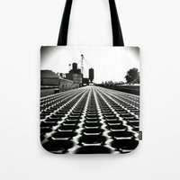 Railway industry Tote Bag