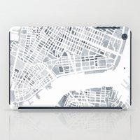 Manhattan Gray NYC iPad Case