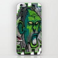 SABADELL iPhone & iPod Skin