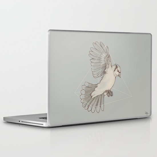 Dynamics of Flight Laptop & iPad Skin