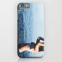 iPhone & iPod Case featuring Lake by Ryan Escalante