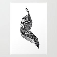 Feather 3 Art Print
