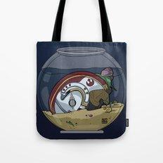 Snail Slimes the Rebel Alliance Tote Bag