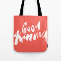 Good Karma Tote Bag