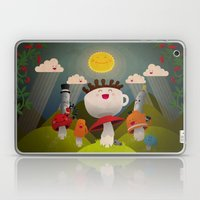 Jolly Coffeesburg (Soy, … Laptop & iPad Skin