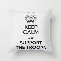 Star Wars Poster 05 Throw Pillow
