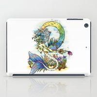 Elemental Series - Water iPad Case