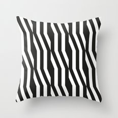 5050 No.12 Throw Pillow
