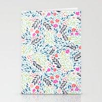Teeny Tiny Floral Stationery Cards