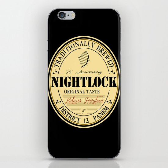 Lovely day for a Nightlock iPhone & iPod Skin