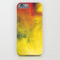 yellow, red, a bit of green iPhone 6 Slim Case