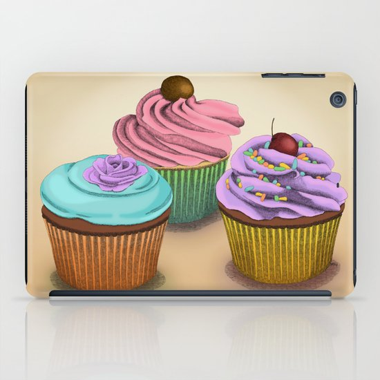 Cupcakes!  iPad Case