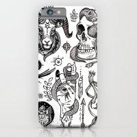 Lesser Alchemy iPhone 6 Slim Case