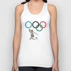 The Ring Unisex Tank Top