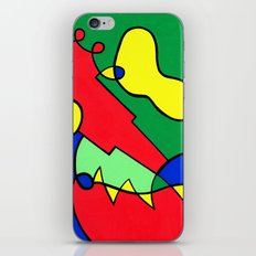 Print #14 iPhone & iPod Skin