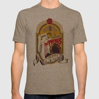 Dr. Phibes Locust Lager Mens Fitted Tee Tri-Coffee SMALL