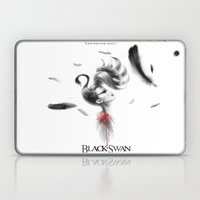 I just want to be perfect...(Black Swan)....Alternate Movie Poster. Laptop & iPad Skin