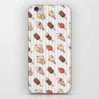 In love with icecream iPhone & iPod Skin