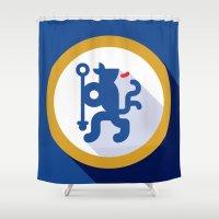 CFC Shower Curtain