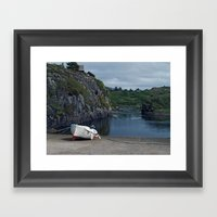 At Bunbeg Framed Art Print